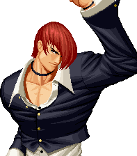 The King Of Fighters 96 Characters Yagami Team