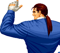 The King Of Fighters 96 Characters Art Of Fighting Team
